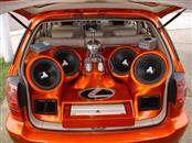 MTX AUDIO Car Speakers/Speaker System THUNDER 4000 10""